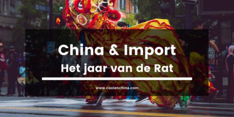 China en Import - Jaar van de Rat