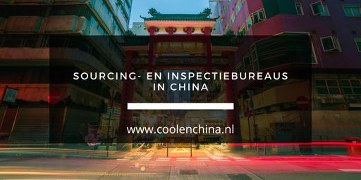 Sourcing- en inspectiebureaus in China