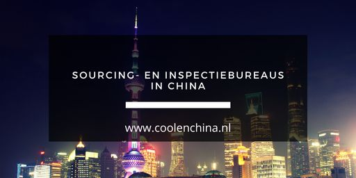 Sourcing- en inspectiebureaus in China
